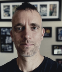 Steve Sostak headshot