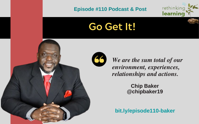 Episode #110: Go Get It with Chip Baker