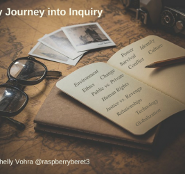 Episode #3: My Journey into Inquiry by Shelly Vohra, Ph.D.