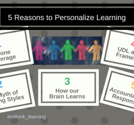 5 Reasons to Personalize Learning