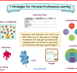 7 Strategies for Personal Professional Learning