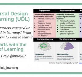 UDL and the Why of Learning