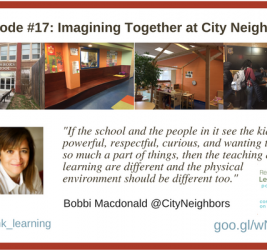 Episode #17: Imagining Together at City Neighbors with Bobbi Macdonald