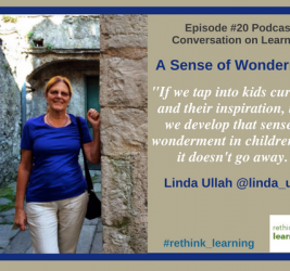Episode #20: A Sense of Wonderment with Linda Ullah