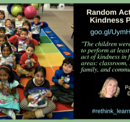 Random Acts of Kindness PBL